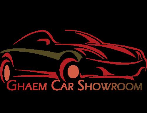 نمایشگاه اتومبیل قائم